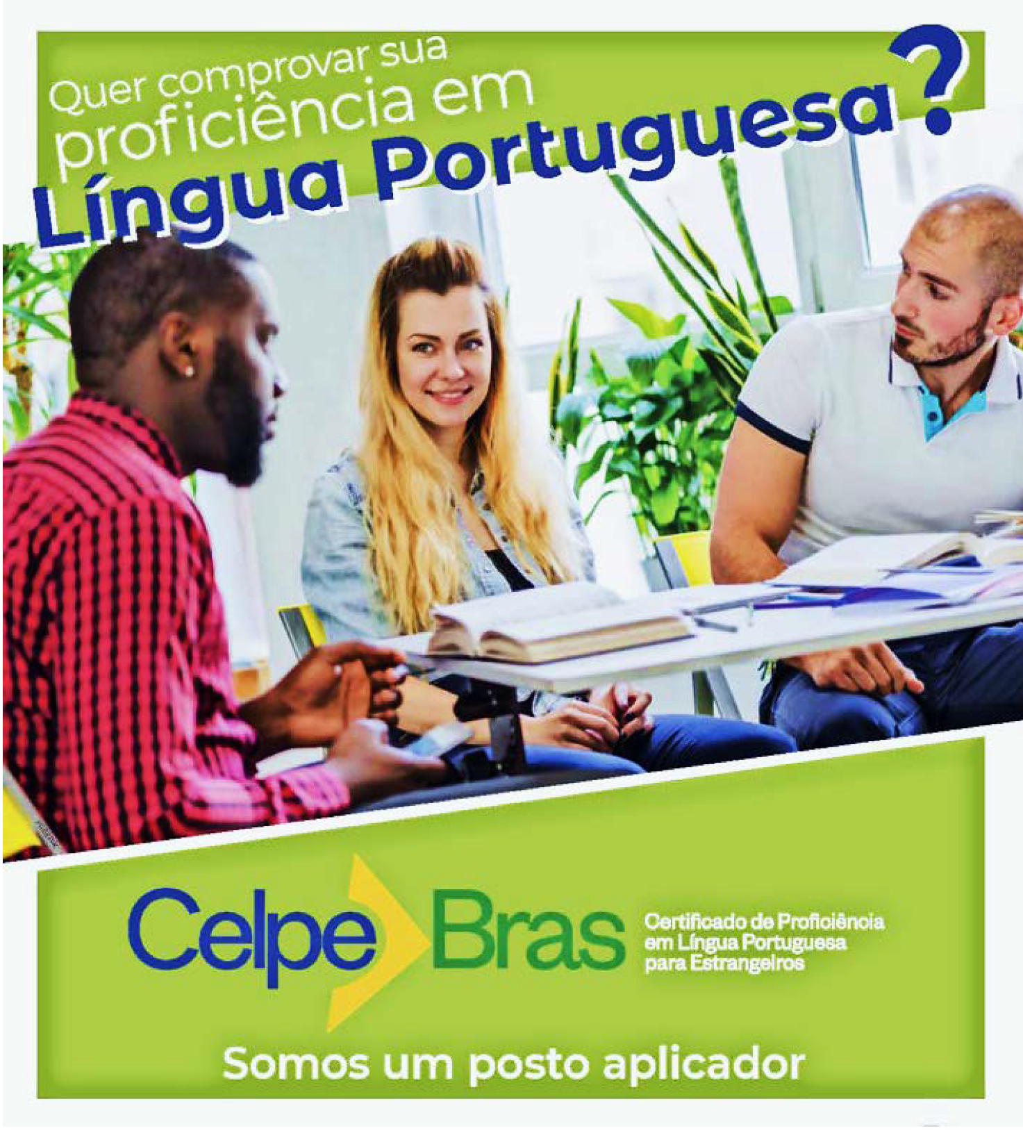 Certificate Of Proficiency In Portuguese (CELPE-Bras